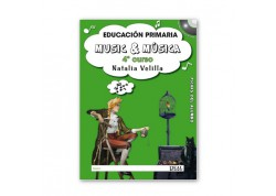Music & Música 4º Fichas en Español