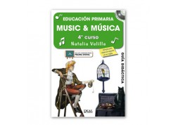 Music & Música 4º Profesor