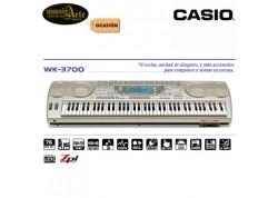 Casio WK 3700