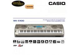 Casio WK3300