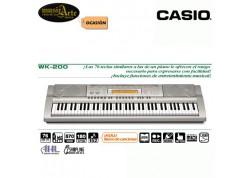Casio WK200