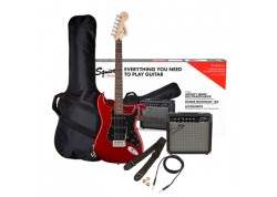 Squier Affinity HSS Stratocaster Pack