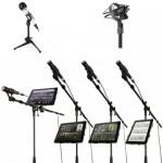 Soportes Micrófonos