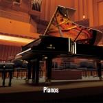 Pianos y Accesorios