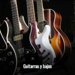 Guitarras, Bajos y Accesorios