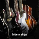 Guitarras y Bajos