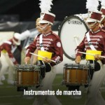 Instrumentos de Marcha